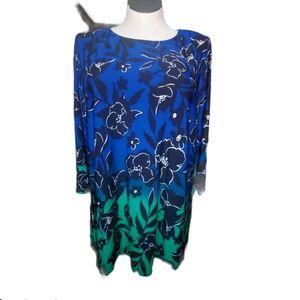 CJ Banks Dressy Blouse Size 1X